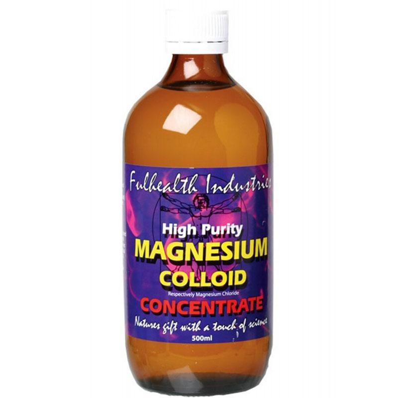 MAGNESIUM COLLOID