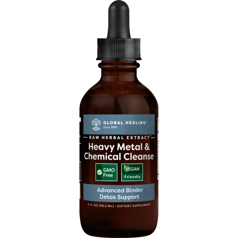 Heavy Metal and Chemical Cleanse